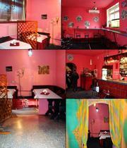 Действующее кафе,  (ночной клуб) 420м.кв в центре