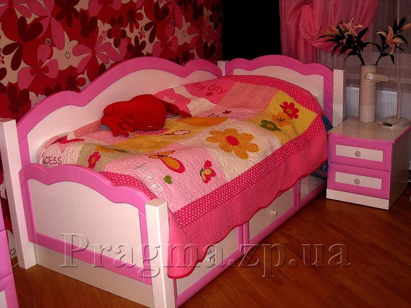 Детская мебель фото кровати