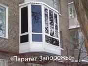 Балконы в Запорожье,  обшивка,  монтаж,  утепление.