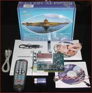 TV-Tuner Beholder 405 FM. PCI