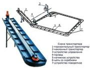 Транспортер навозоудаления ТСН-160