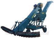 Погрузчик зерна ПЗМ-90 (зернометатель) производительностью 90 т/ч