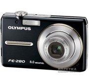 Продам фотоаппарат Olympus FE-280