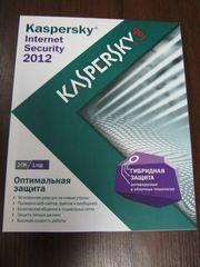 Лицензионный антивирус Kaspersky Internet Security 2012,  BOX