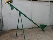 Транспортер зерновой спиральный