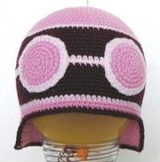 детские вязаные шапочки