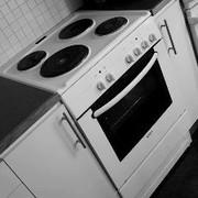 Установка электрической плиты Запорожье. Установка,  подключение плиты