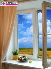 Металлопластиковые окна Rehau от «Харвест Индустриалес»