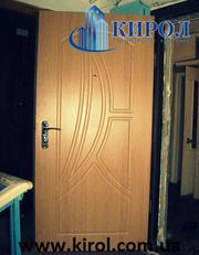 Металлические входные двери в Запорожье.