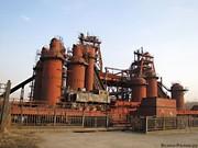 Завод на металлолом, демонтаж промышленного оборудования и мет.конструк