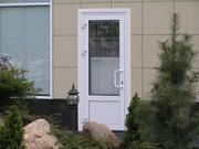 Металлопластиковые двери Rehau от компании «Харвест Индустриалес»