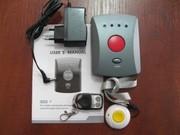 GSM сигнализация беспроводная для дома, офиса, магазина BSE-2100комплект
