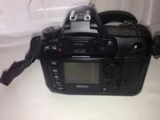 Nikon D70S (объектив + аксессуары)