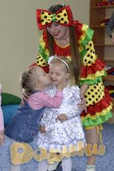 Проведение детских праздников в г.Запорожье