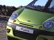 Запчасти на Daewoo Matiz