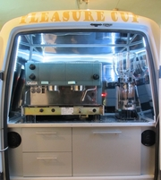 автокофейня на базе Ланос
