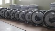диски колесные  от16 до 22, 5 для грузовых автомобилей