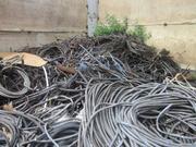 Алюминиевый кабель, провода б/у