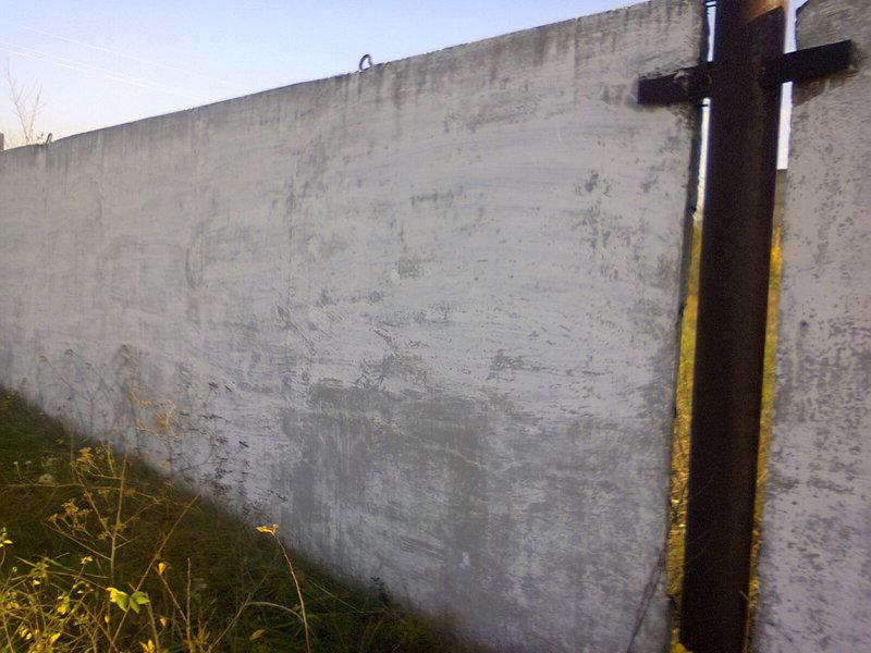 Заборные жби панели жби ооо сокол