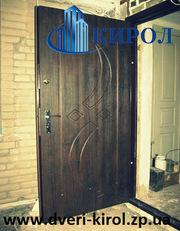 Входные двери в Запорожье – КИРОЛ