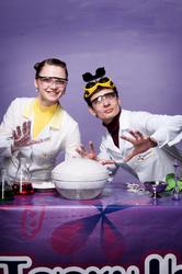 Научное шоу на любой праздник