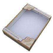 Гофролаток картонный