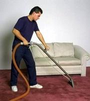 Химчистка ковров, мягкой мебели.