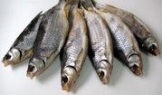Вяленая рыба оптом. Широкий ассортимент,  высокое качество!