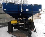 Разбрасыватель минеральных удобрений РМД-3000