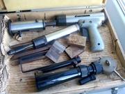 Твердомер переносной для измерения твердости металлов по методу Роквел
