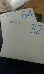Продам Windows 8 Professional лицензия!