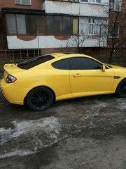 Продам Hyundai Coupe