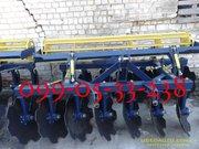 Агрегат ґрунтообробний дисковий причіпний АГД-2, 5Н