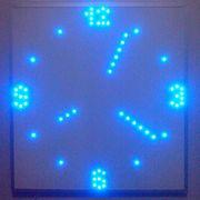 Стрелочные часы электронные