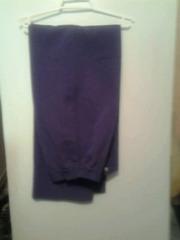 женские сиреневые брюки