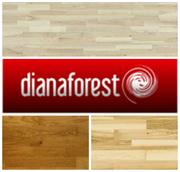 Паркетная доска Diana Forest  в ассортементе. Распродажа!!!
