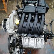 Продам двигатель Renault Megane 1.6 v16 2002г. в