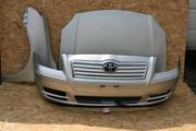 Автозапчасти из Европы без предоплаты на Toyota Avensis, Тойота Авенсис
