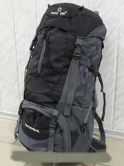 Туристический рюкзак со съемным каркасом
