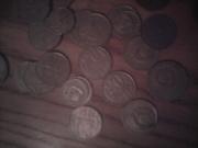 Помогите продать и оценить советские монеты
