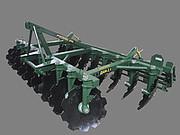 Дисковая борона ДАН-3, 1 навесная