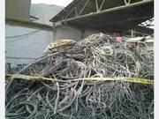 Кабель медный лом  и отходы кабеля медного