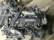 Двигатель Opel Astra F 1.7 Turbo Diesel
