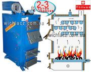 Твердотопливный котел длительного горения Wichlacz GK-1 13 кВт