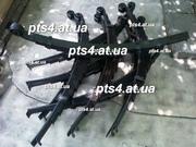 Рессора  887-3501070 прицепа 2ПТС-4.