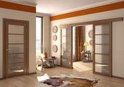 Качество люкс: шпонированные межкомнатные двери Alberi