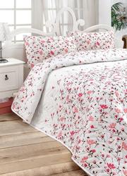 Пледы и покрывала купить недорого,  Eponj Home Flomar розовое 200*220