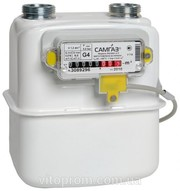 Самгаз G-4 счетчик газовый