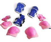 Комплект детской защиты Color Boom,  5 цветов: наколенники,  налокотники