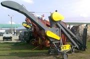 Самопередвижной зернометатель ЗМ-60.
